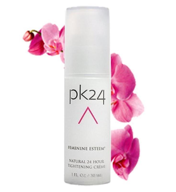 Kem cao cấp PK24 làm hồng và se khít vùng kín số 1 của mỹ