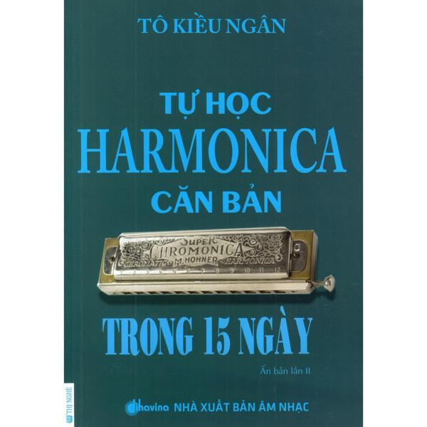 Mua Tự Học Harmonica Căn Bản Trong 15 Ngày (Kèm CD)