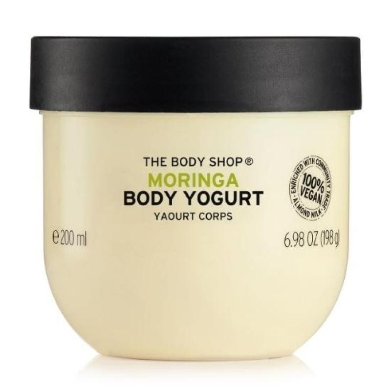 Sữa Chua Dưỡng The Body Shop Moringa Body Yogurt 200ml