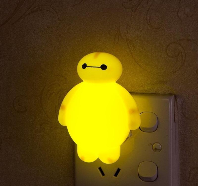 Bảng giá Combo 6 đèn ngủ Big Hero 6