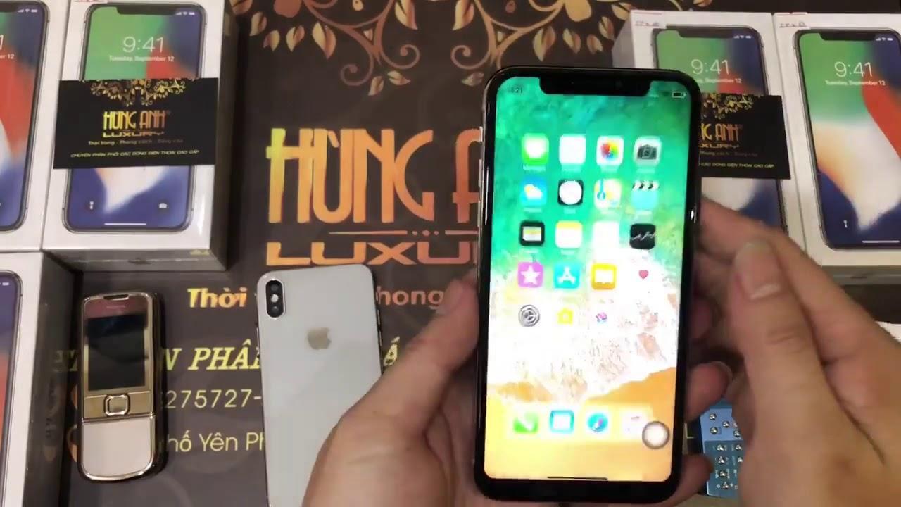 Hình ảnh iphone X singapore
