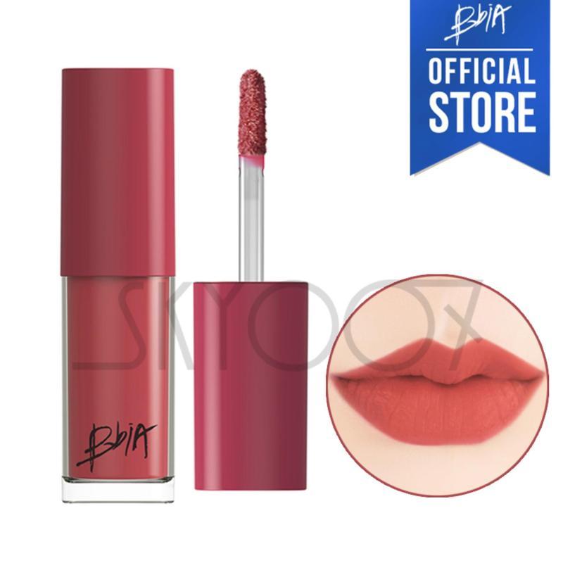 Son kem Bbia Last Lip Mousse - 06 1004 Rose (Màu hồng đất) cao cấp