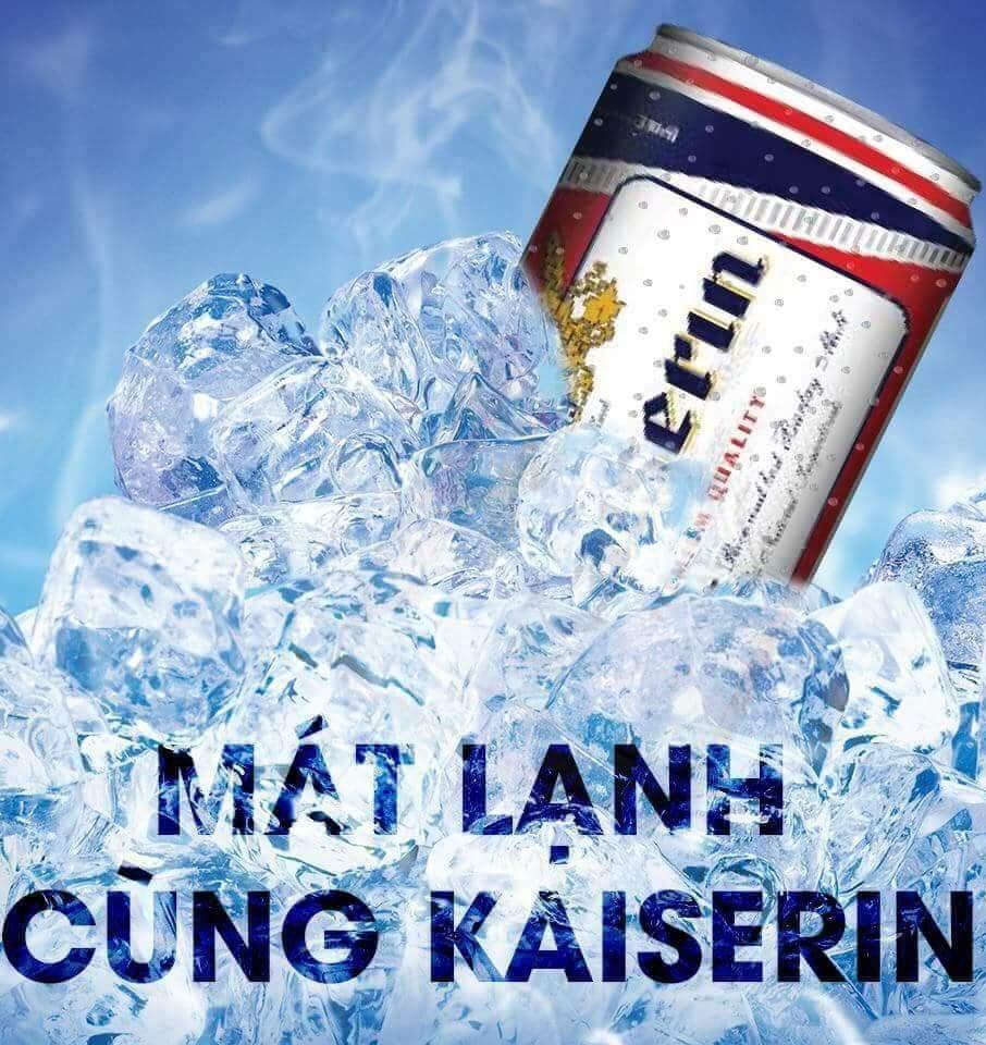Bia Đức Kaiserin Giá Cực Ngầu