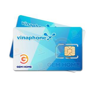 SIM 4G VINAPHONE D500 trọn gói 1 năm không nạp tiền 5,5GB x 12 tháng từ Gemhome. thumbnail