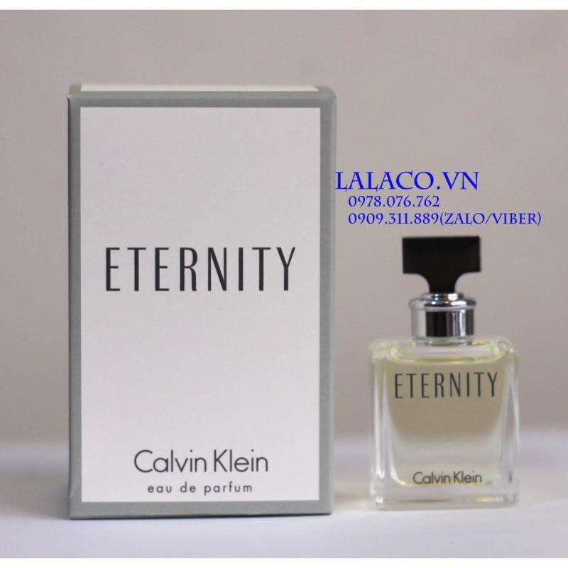 Nước hoa mini Nữ CK Eternity 5ml