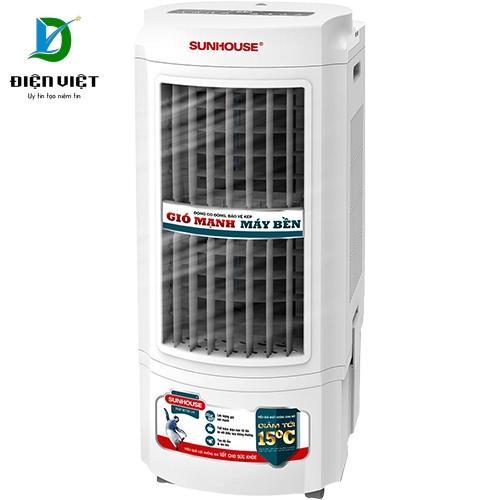 Quạt điều hòa - máy làm mát không khí Sunhouse SHD7722 ( Video )