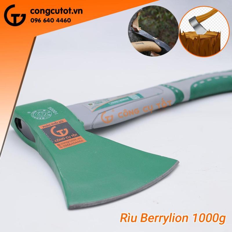 Búa rìu Berrylion 1000g