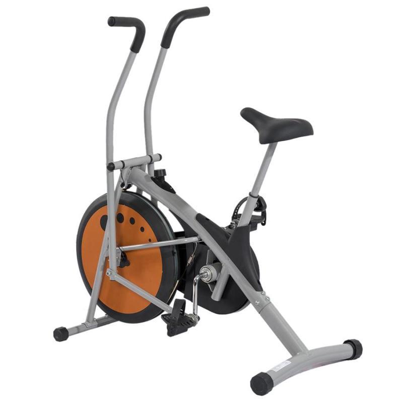 Xe đạp tập thể dục tại nhà,xe đạp tập phục hồi chức năng Air Bike MK77 thế hệ mới cao cấp