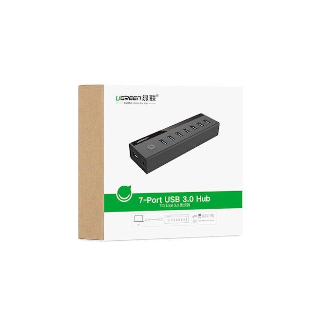 Bộ chia Hub USB 3.0 7 cổng UGREEN US219