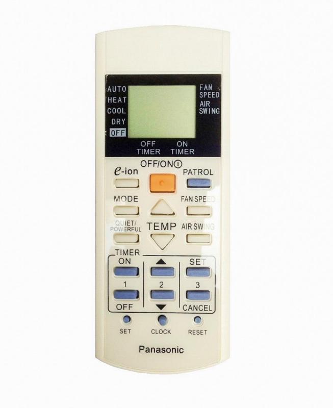 Bảng giá Remote Điều Khiển Máy lạnh, Máy Điều Hòa Panasonic e-ion A75C2817, A75C3298, A75C3060, A75C3159, A75C3182, A75C3184 Điện máy Pico
