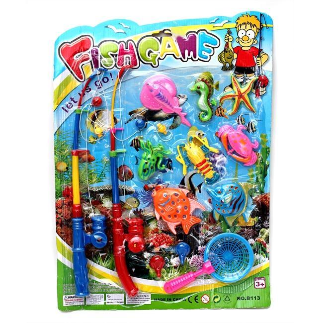 Hình ảnh bộ đồ chơi câu cá cho bé