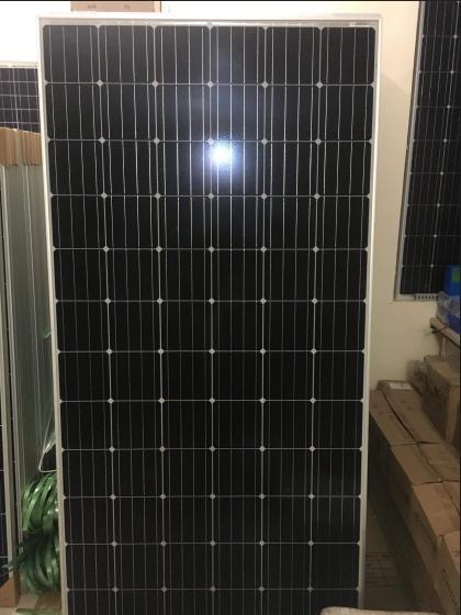 Tấm pin năng lượng mặt trời 160W Mono+ jack mc4