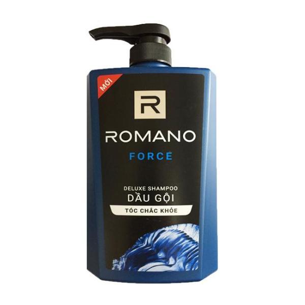 Dầu Gội Cao Cấp Romano Force  650ml giá rẻ
