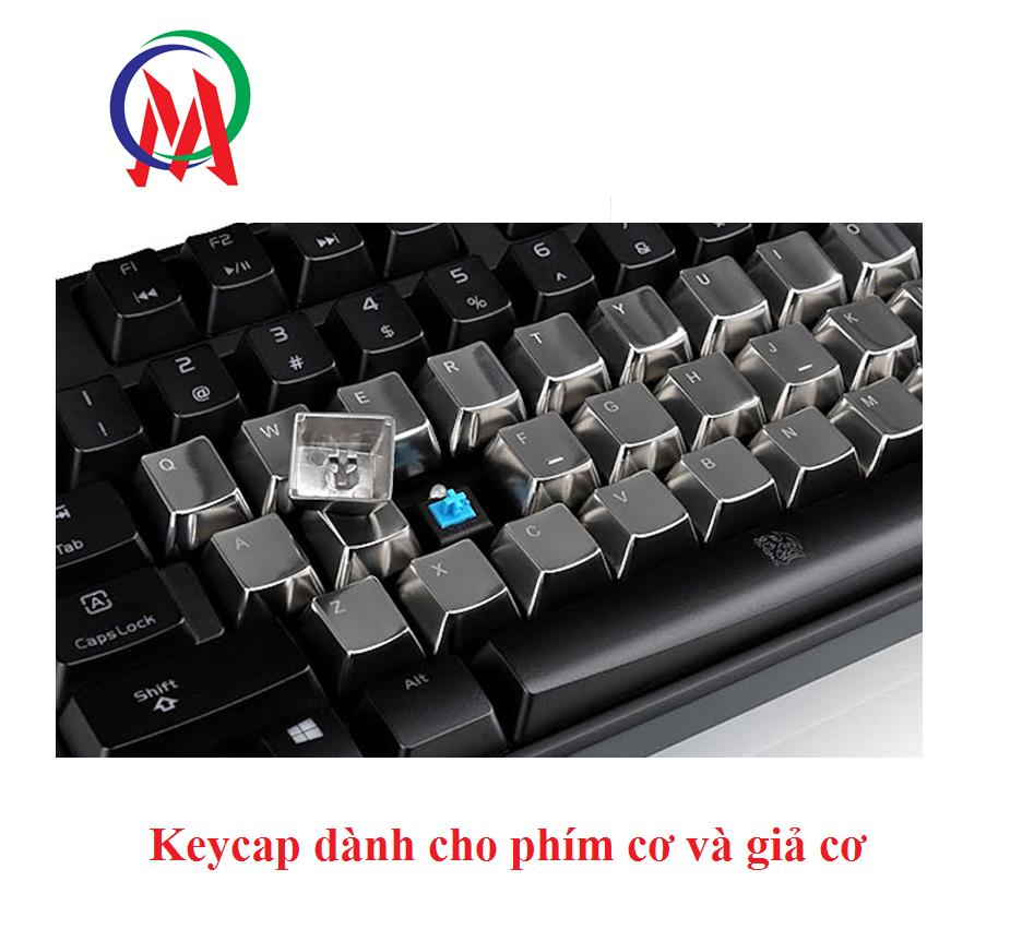 14 Key Caps ABS Mechanical Keyboards Keycap with Key-Cap Puller Remover RedVND154000. VND