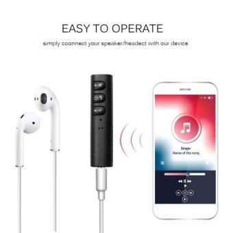 Thiết bị biến loa thường, tai nghe thường thành bluetooth Car Bluetooth Music Receiver