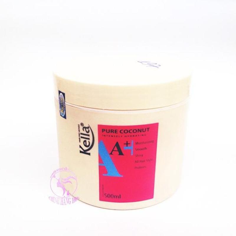 Hấp dầu kella tinh chất dừa 500ml nhập khẩu
