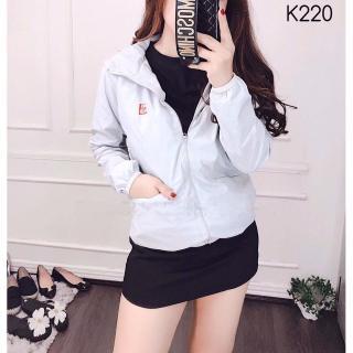 [HCM]áo khoác nữ chống nắng cách nhiệt hang chất lượng k220 thumbnail