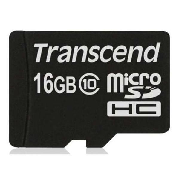 Thẻ nhớ Transcend 16Gb Premium bảo hành trọn đời