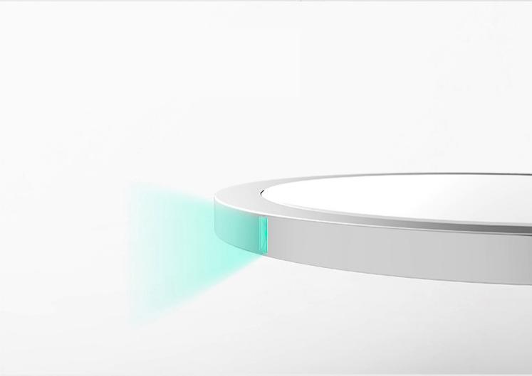 [Hàng hot] Sạc không dây W6 siêu mỏng thiết kế Metallic Qi 1000000977