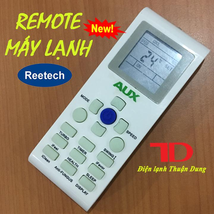 Remote máy lạnh Retech