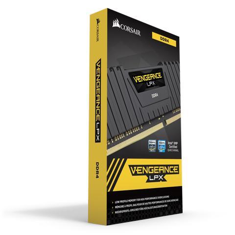 RAM Corsair 8GB (1 x 8GB) DDR4 2666MHz C16 Vengeance LPX
