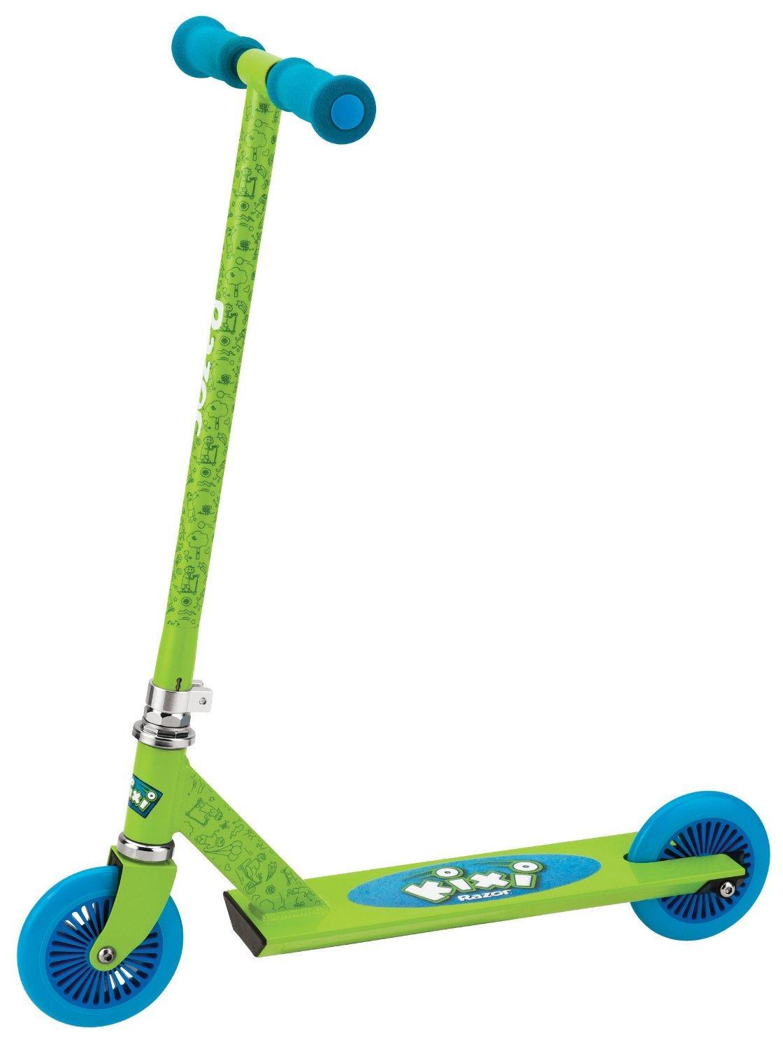 Giá bán Xe trượt Razor Kixi Mixi Scooter (Xanh)