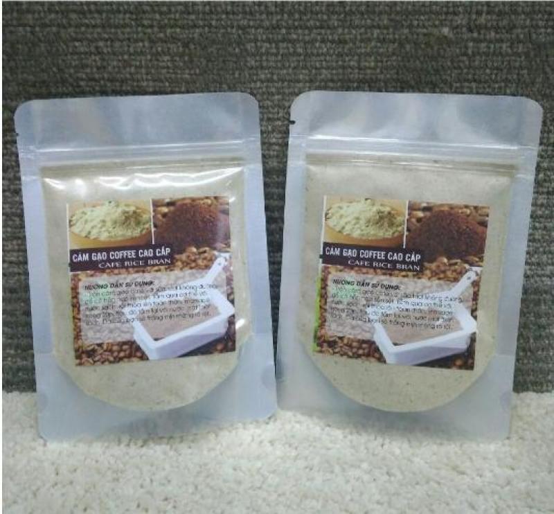 Bột Cám Gạo Cafe Nguyên Chất 100gr