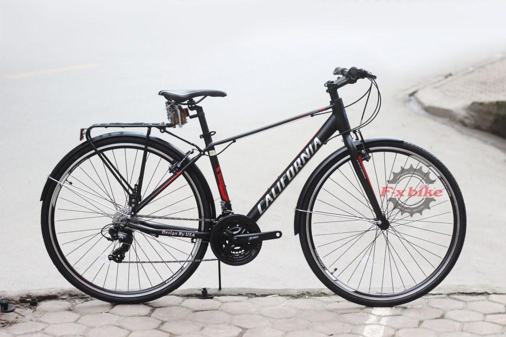 Mua Xe đạp đường phố California chất liệu hợp kim nhôm nhẹ, cao cấp, bền đẹp, chịu lực tốt (Nhiều màu)