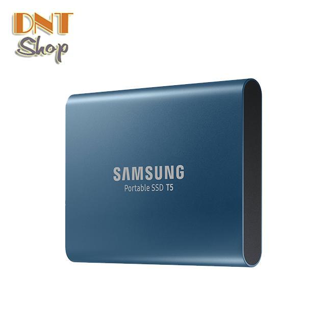 Ổ Cứng Di động Ssd External Samsung T5 500gb - Usb 3.1 Gen 2 (mu-Pa500b/ww) By Dntshop.