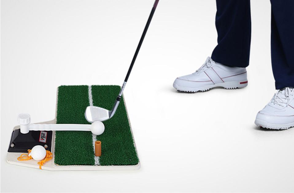 Thảm Tập Swing golf - PGM HL001