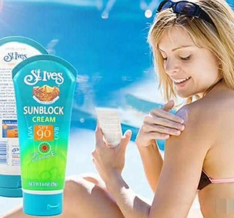 Kem chống nắng STIVE SUNBLOCK CREAM nhập khẩu