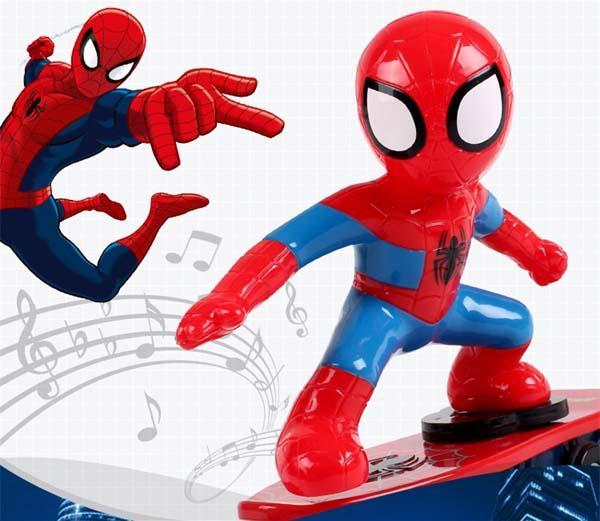 Hình ảnh Siêu anh hùng người nhện lướt ván One02 siều ngầu giá rẻ