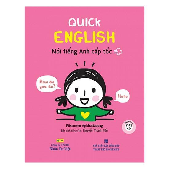Bán Quick English Noi Tiếng Anh Cấp Tốc Nguyên