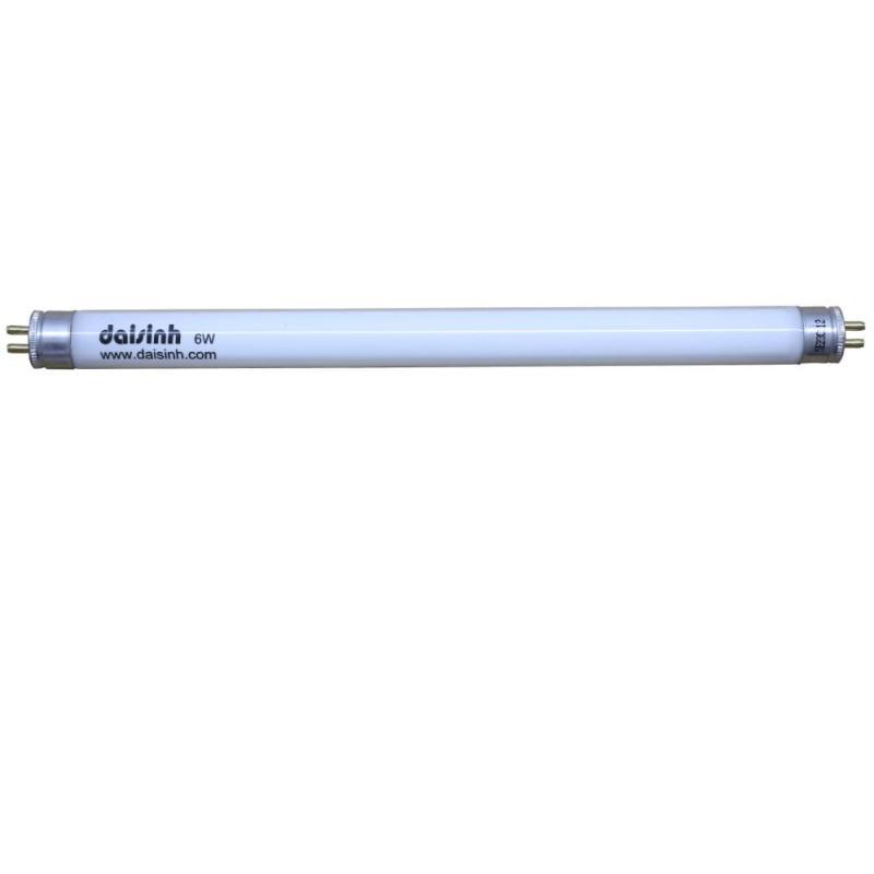 Bóng đèn diệt côn trùng 6w , bóng thay thế cho đèn (DS-D6, D62, KTP 6w) , Bóng đèn bắt muỗi , bóng đèn muỗi. 6w