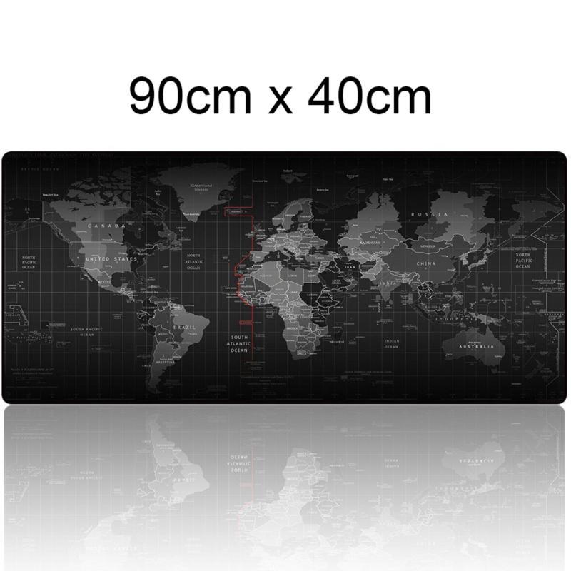Bàn di chuột, pad bản đồ, bàn di bản đồ khổ lớn 90cm x 40cm