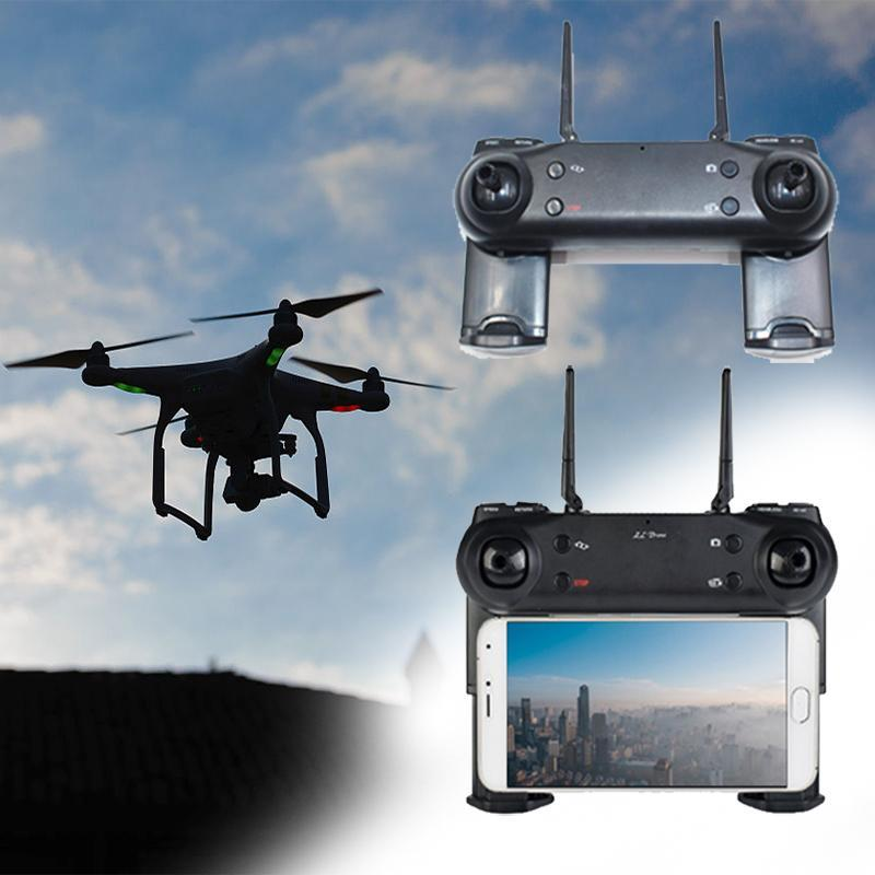 bokeda store Transmitter Remote Control Portable for SG700/107S/SG600 Drone Black Aircraft Helicopter