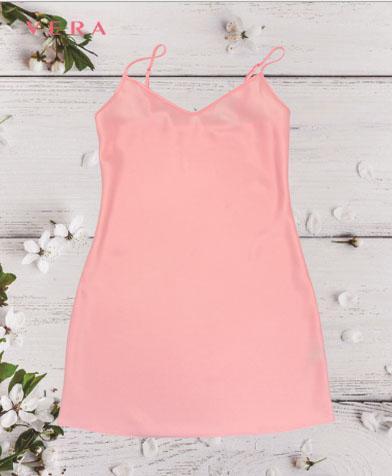 Mã Khuyến Mãi Đầm Ngủ, Mặc Nhà VERA VBCS8303 (màu Hồng)