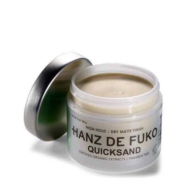 Sáp Vuốt Tóc Hanz De Fuko QuickSand - siêu phẩm cho tóc mỏng