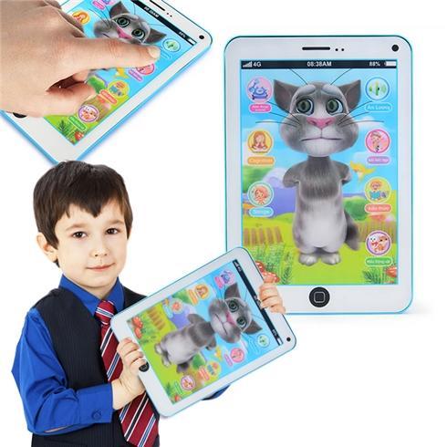 Hình ảnh Đồ chơi Ipad mèo Tom kể chuyện thông minh cho bé