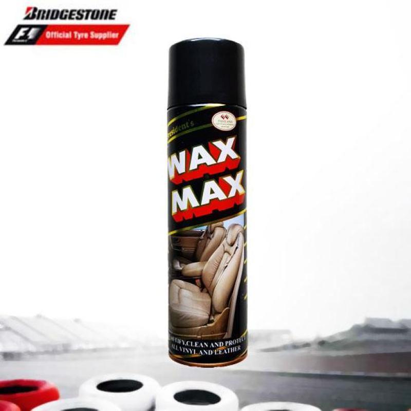 Bình Xịt Đánh Bóng Và Làm Sạch Wax Max