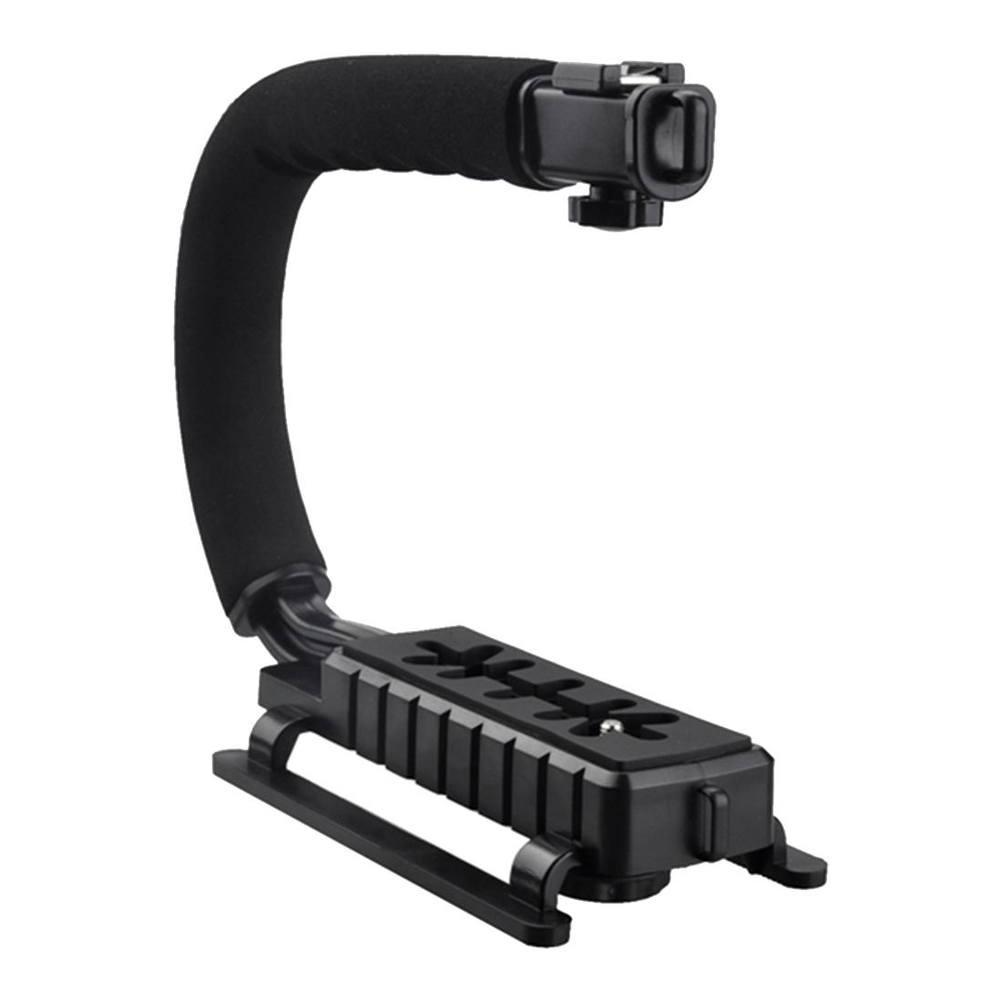 Pro Stabilizer C-Shape Bracket Video Handheld Grip Fit For Camcorder Camera Dslr - Intl By Kerno Store.