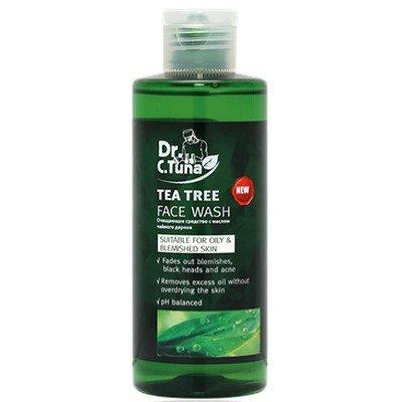GEL RỬA MẶT GIẢM NHỜN NGỪA MỤN DR. C.TUNA FARMASI TEA TREE FACE WASH 225ML cao cấp