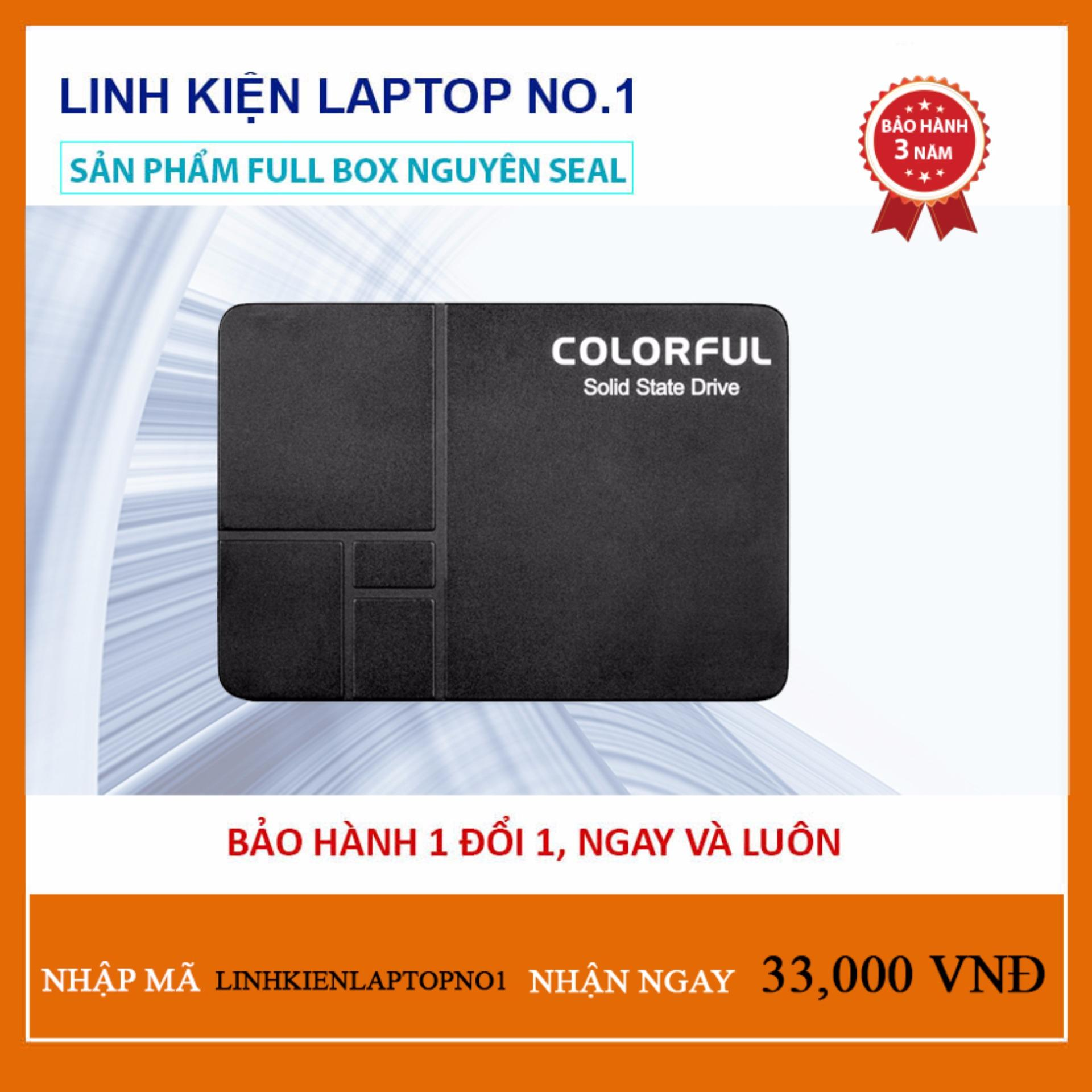 Ổ cứng SSD Colorful SL300 160GB SATA
