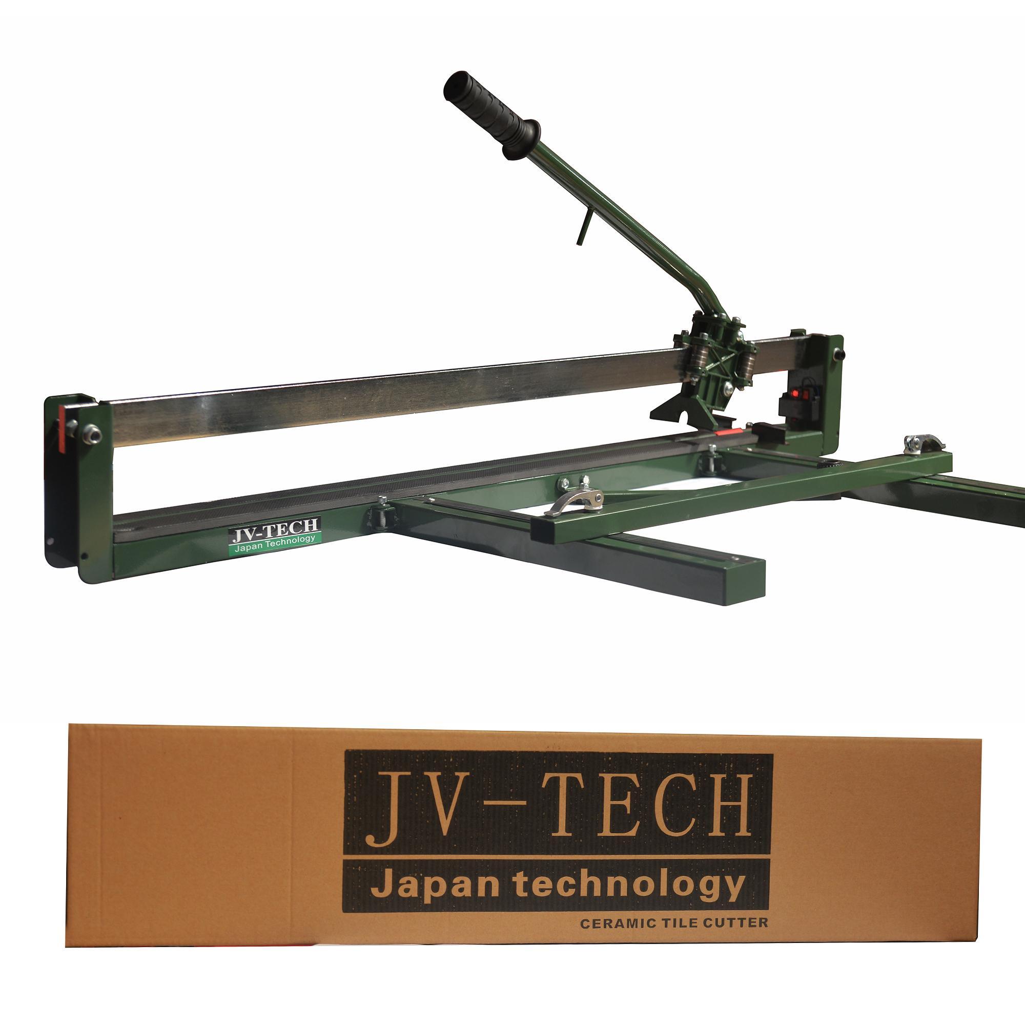 Máy cắt gạch đẩy tay 1 ray JV-TECH BH2-800