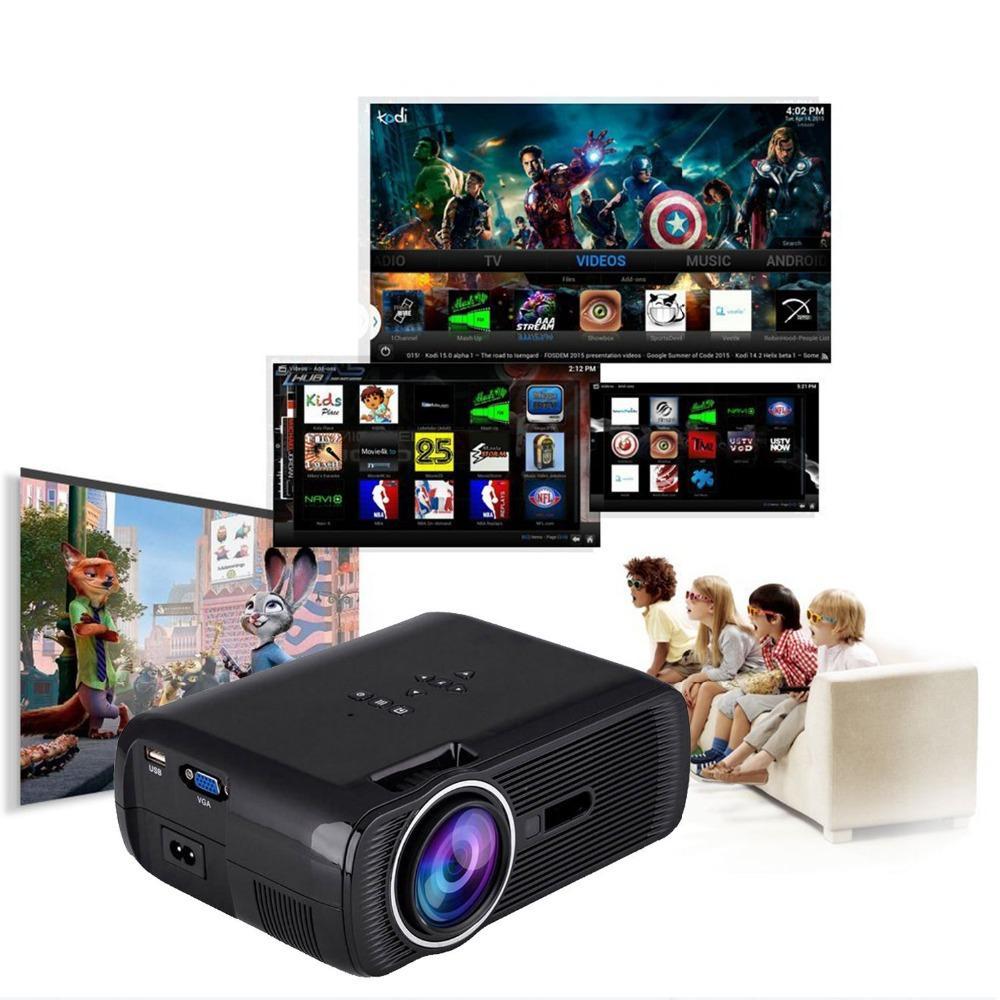 Máy Chiếu SMART PRO Chuẩn HD  TiVi Truyền Hình Cáp Giá Hot Siêu Giảm tại Lazada