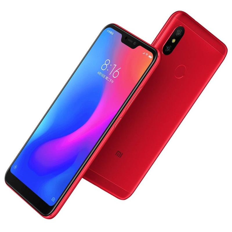 Xiaomi Redmi 6 Pro 32GB Ram 3GB (Đỏ) - Hàng nhập khẩu