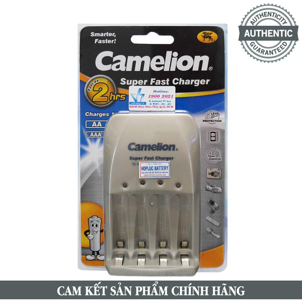 Giá Bộ sạc pin cao cấp Camelion Super Fast Charger BC-0905A