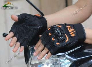 Găng tay KTM cụt ngón để đi phượt thumbnail