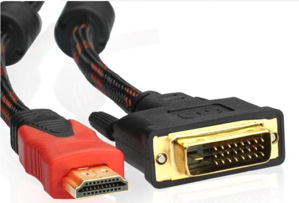 Bảng giá Cáp chuyển đổi HDMI sang DVI 24+1 1,5m Phong Vũ