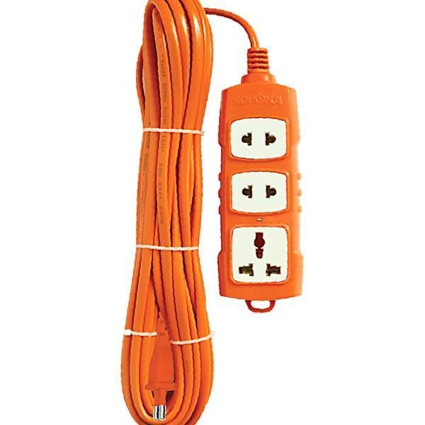 Ổ cắm điện công suất cao 3000W 5 Mét Sopoka Nival